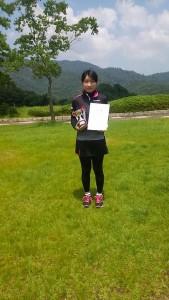 16春C級シングルス女子優勝者