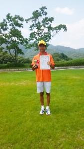 16春C級シングルス男子優勝者